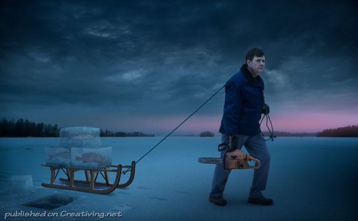 Новые фотоманипуляции Эрика Йоханссона (Erik Johansson)_creativing.net